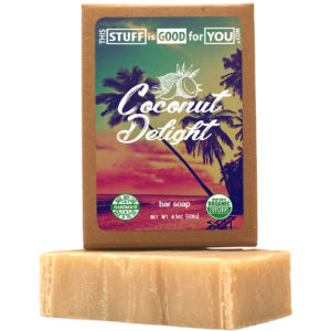 Coconut Delight Bar Soap