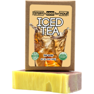 Iced Tea Bar Soap