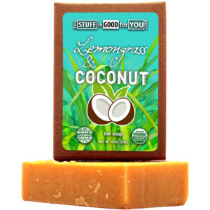 Lemongrass Coconut Bar Soap
