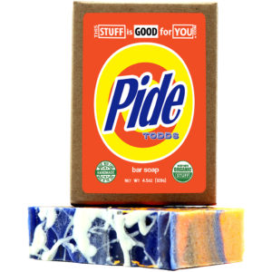 Pide Todd's Bar Soap