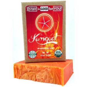 Kumquat Bar Soap