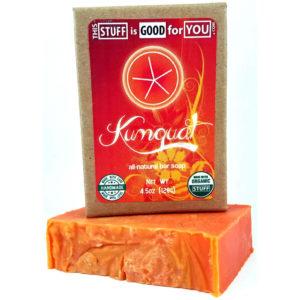 Kumquat Bar Soap